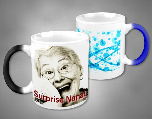 custom morphing mugs picture