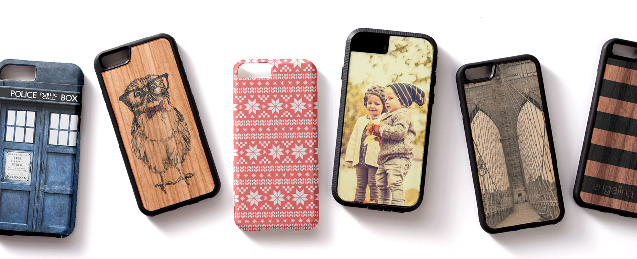 Take a look at all kinds of case designs for your gadget!